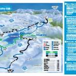 Cross Country Trail Map - Falls Creek Accom