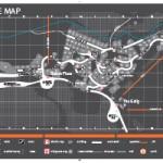 Falls Creek Accomm - Village Map