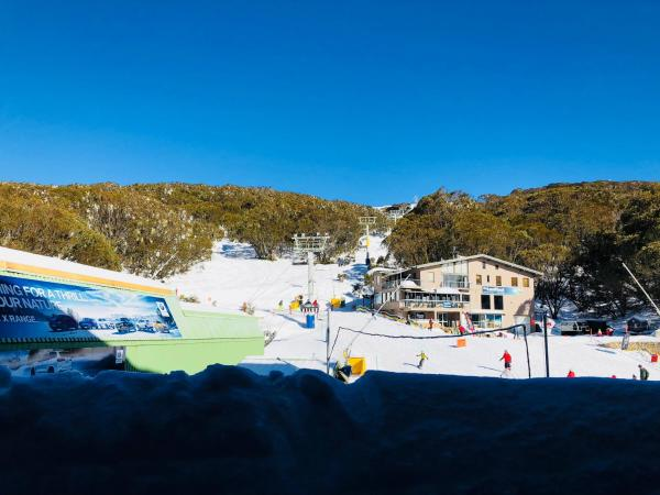 St Falls Private Holiday Apartments - Falls Creek Accommodation