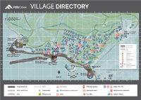 Falls Creek Village Map